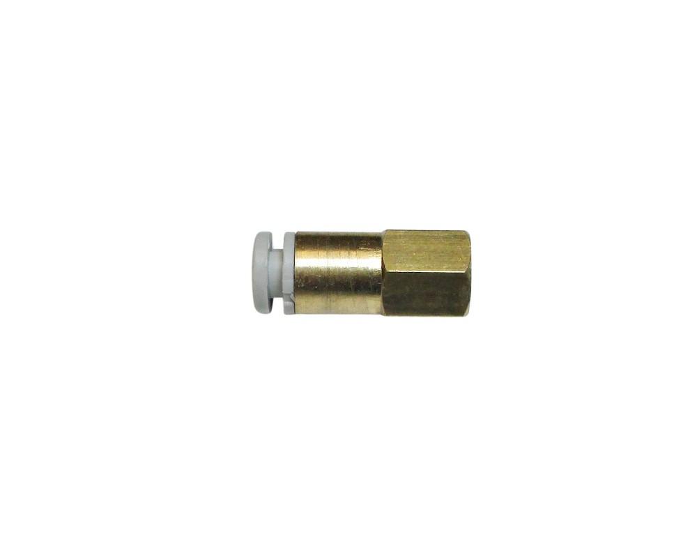 Стоматологическая запчасть - Фитинг для подключения воздуха КМНО4-М5 10 для аппарата для смазки наконечников BTY-700