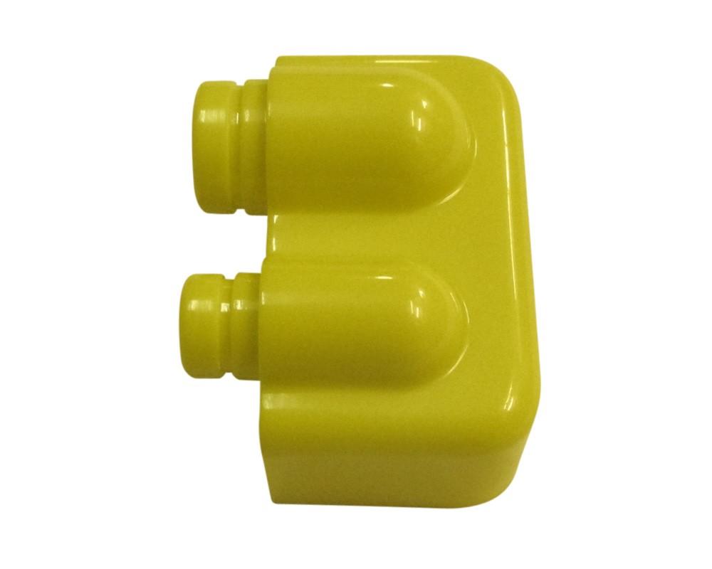Стоматологическая запчасть - Пластиковая крышка для аспирационного фильтра (эжектор)