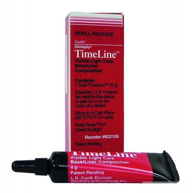 Светоотверждаемая прокладка для композитных реставраций TimeLine (4 г)