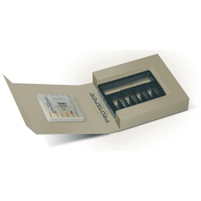 Файлы машинные Protaper Universal Treatment Starter Kit (начальный набор)
