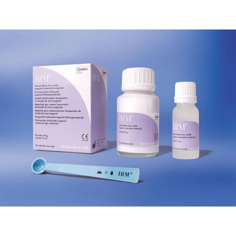 Цемент цинк-оксид-эвгенольный IRM (40 г + 15 мл)