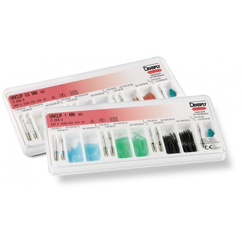 Штифты пластиковые Uniclip Set (наборы)