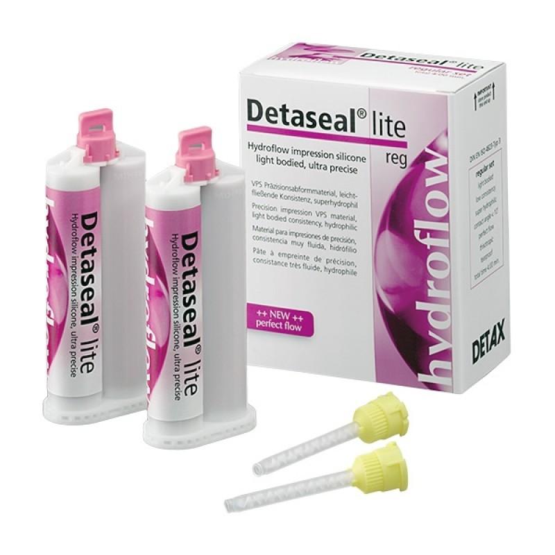 Материал корригирующий Detaseal hydroflow lite regular set (2 шт. по 50 мл)