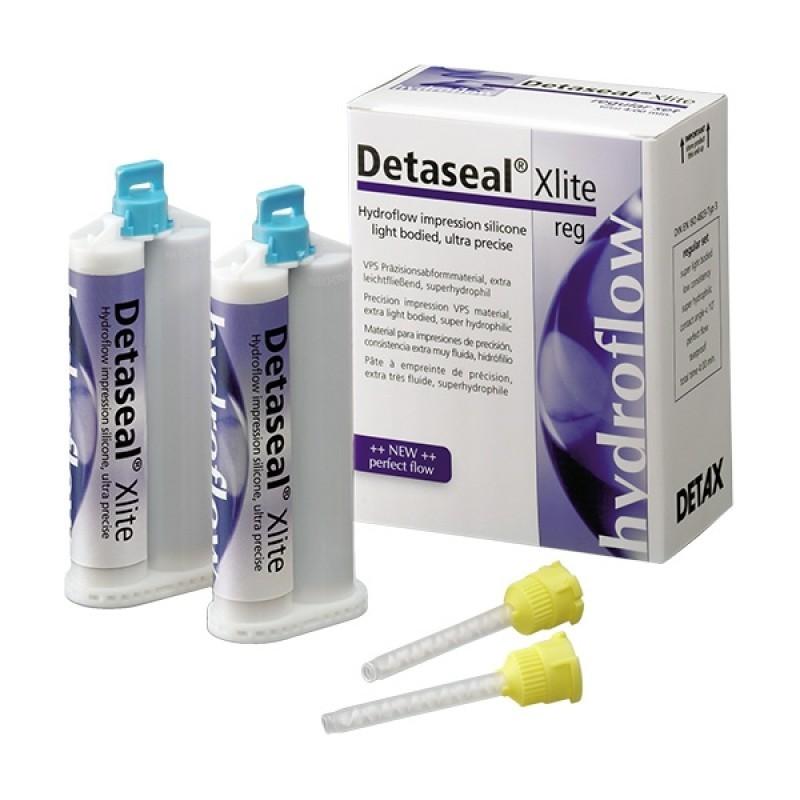 Материал корригирующий Detaseal hydroflow Xlite regular set (2 шт. по 50 мл)