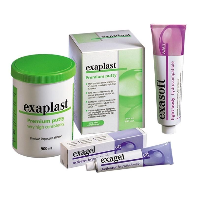 Материал слепочный Exaplast (набор)