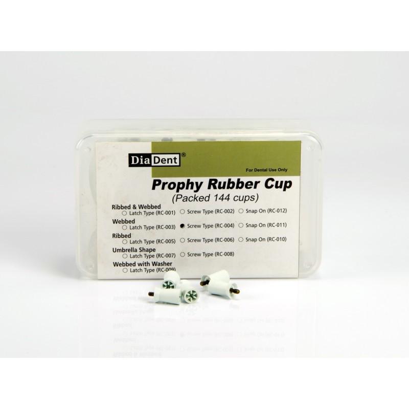 Полиры Prophy Rubber Cup (144 шт.)