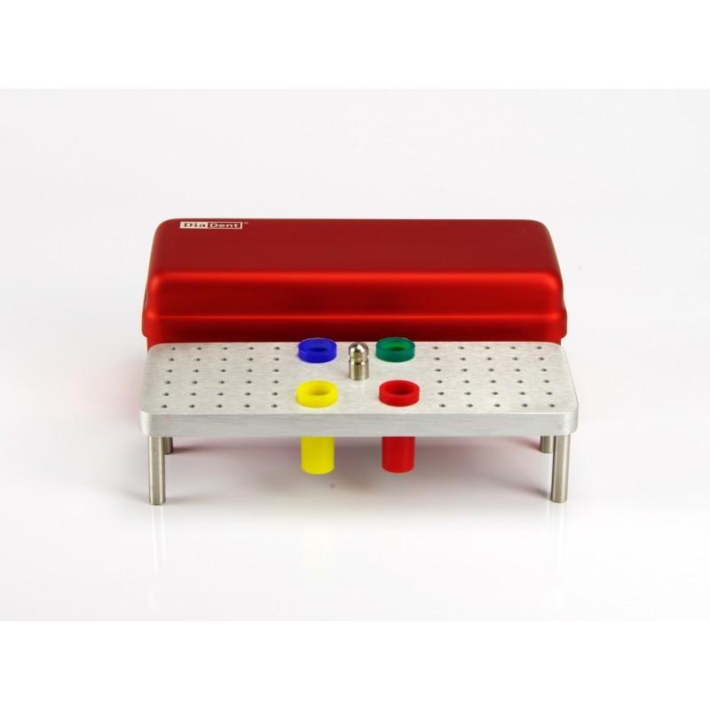 Эндо-бокс средний овальный Endo box Medium Oblong (Type B)
