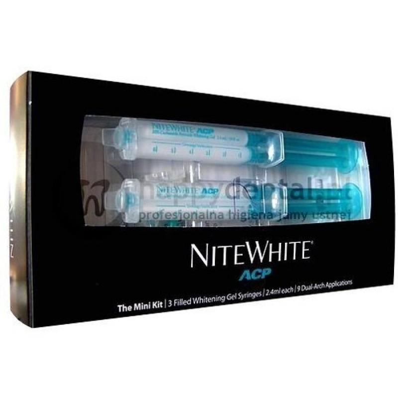 Комплект для домашнего отбеливания Nite White with ACP Mini (мини-набор)