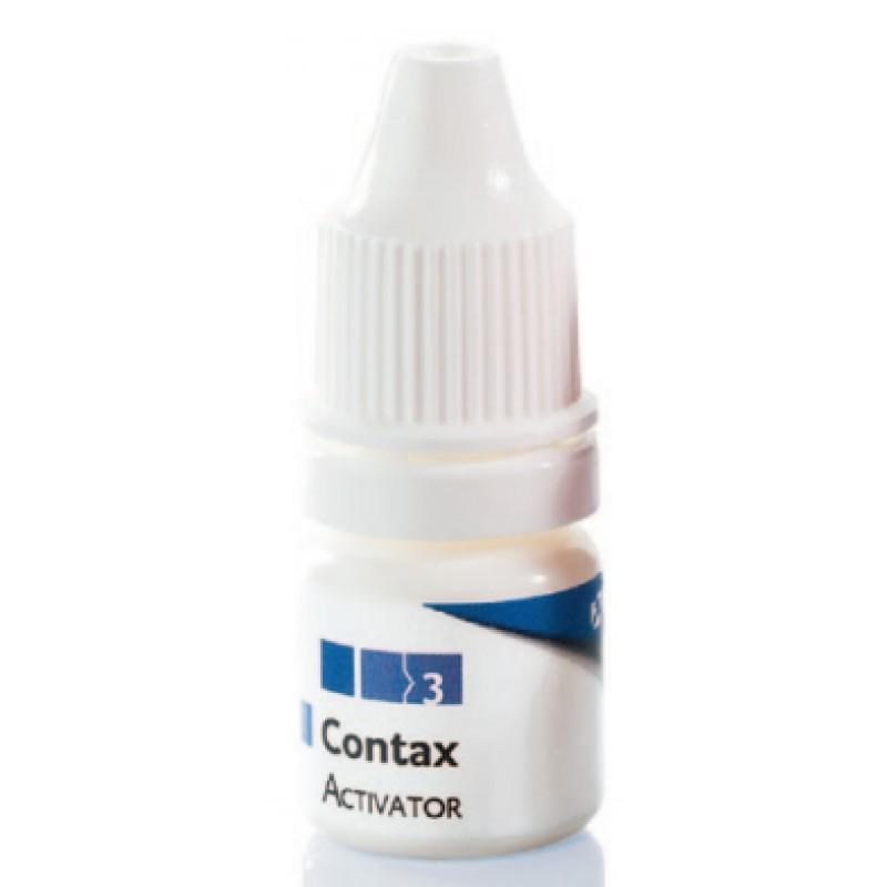 Система адгезивная светоотверждаемая самопротравливающаяся Contax (Activator 5 мл)