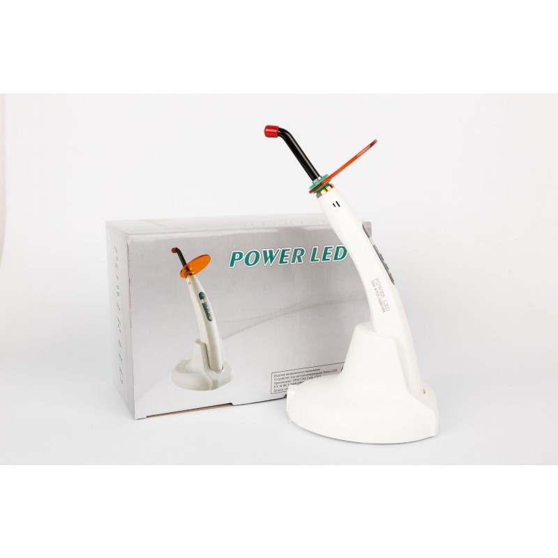 Лампа беспроводная для отверждения ортодонтических адгезивов