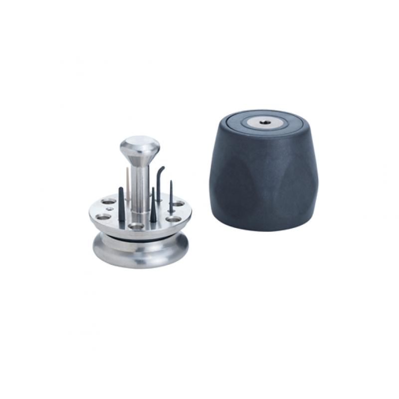 Насадки для поддерживающей терапии зубов и имплантов Recall/implant Tool-Kit для Vector Paro