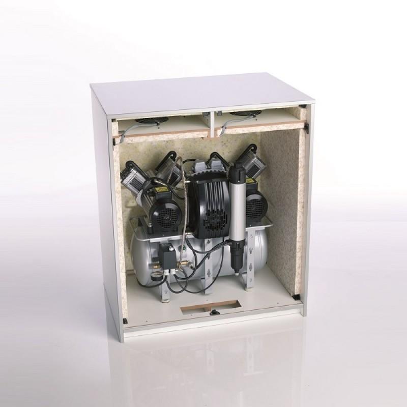 Кожух деревянный шумоизоляционный для компрессоров Primo, Duo, Tornado 1, Tornado 2