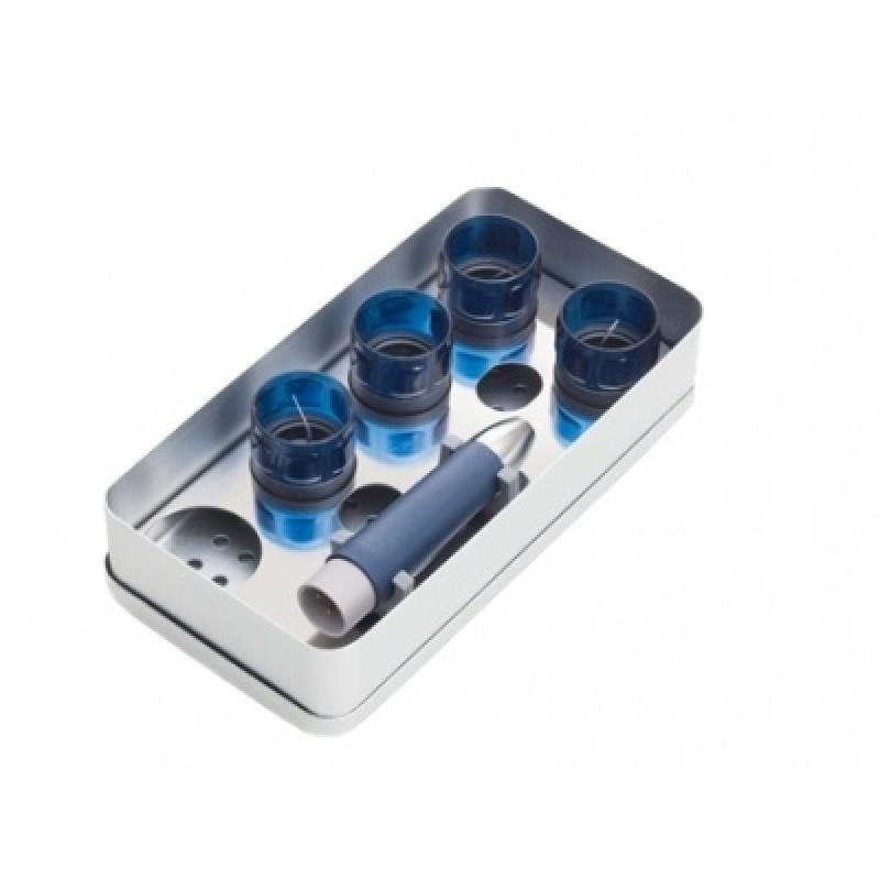 Стерилизационный контейнер Scaler Steribox синий