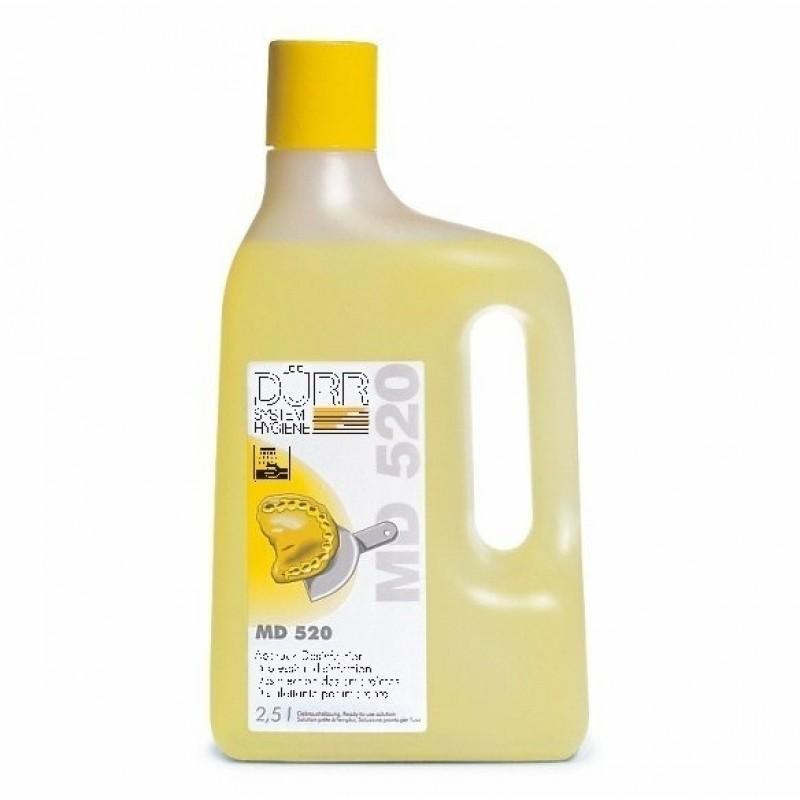 Раствор для дезинфекции слепков MD 520 cleaner (2,5 л)