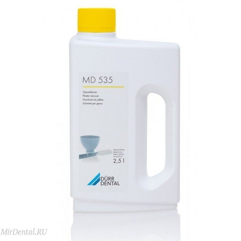 Растворитель гипса MD 535 cleaner (2,5 л)