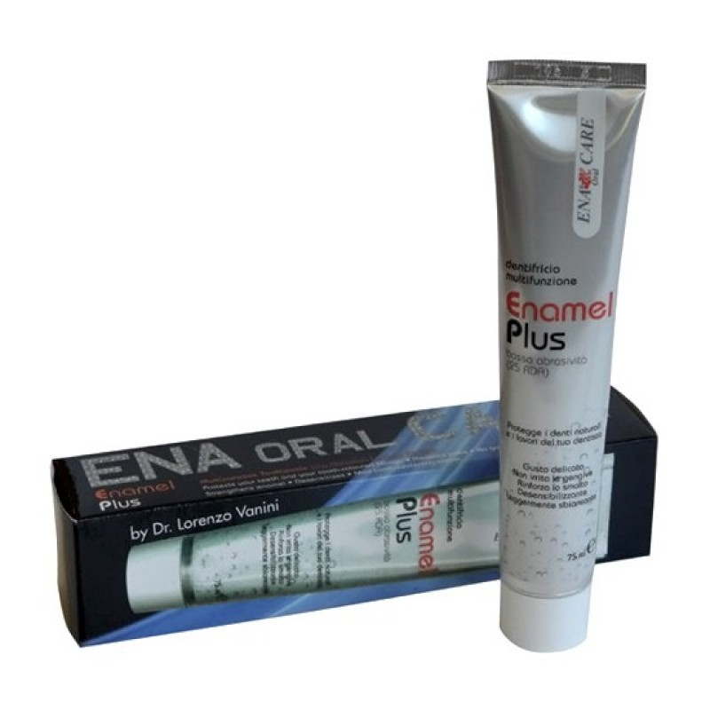 Зубная паста Enamel Plus (75 мл)