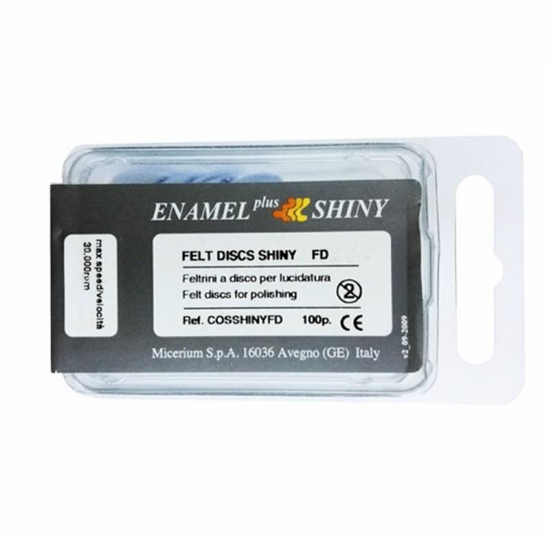 Фетровый диск интерпроксимальный SHINY FD