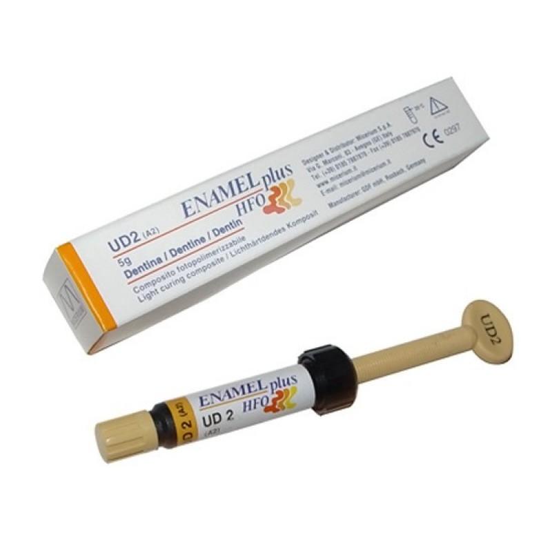 Пломбировочный материал дентин Enamel plus HFO (шприц 5 г)