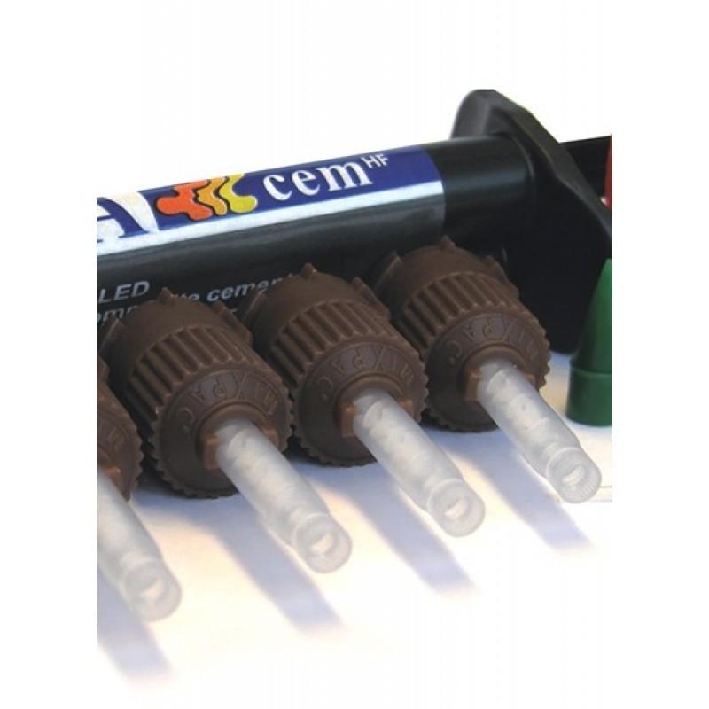 Смешивающие насадки Automix brown tips (50 шт.)