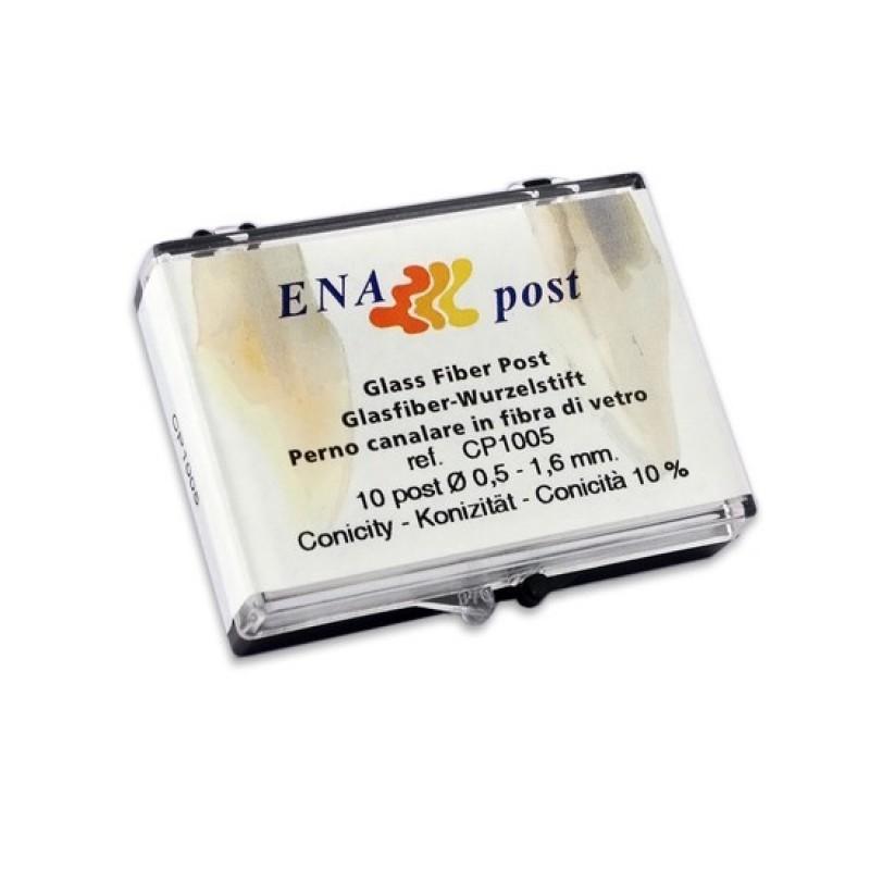 Штифты стекловолоконные Ena Post CP0208/10/12/14 (30 шт.)