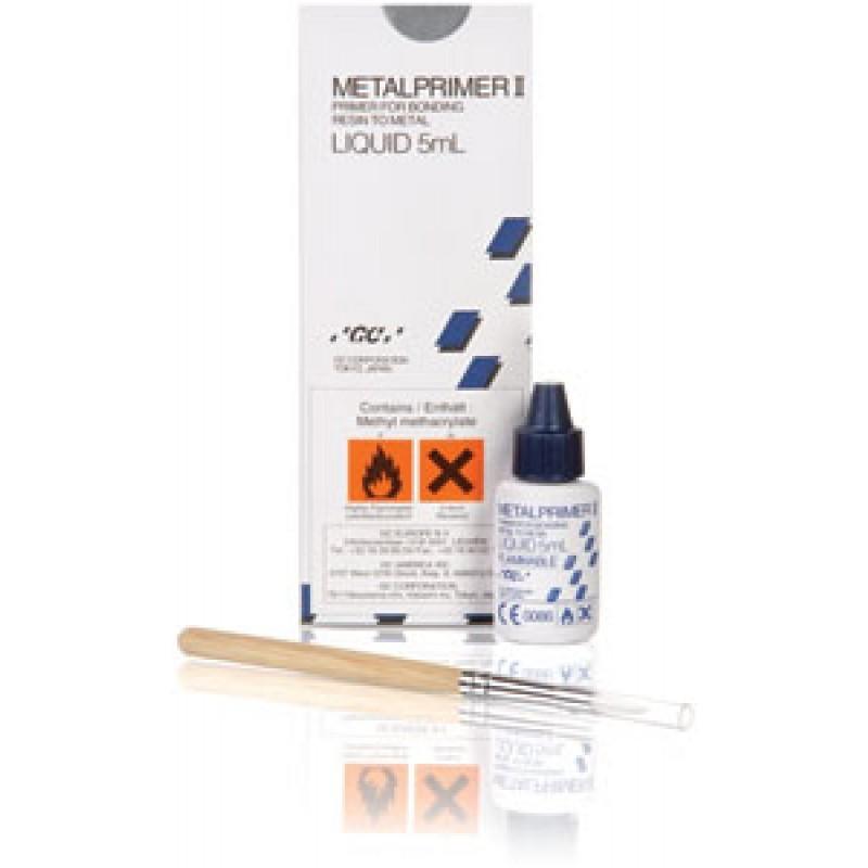 Адгезив для соединения акриловых пластмасс и композитов с металлами GC Metalprimer II (набор)