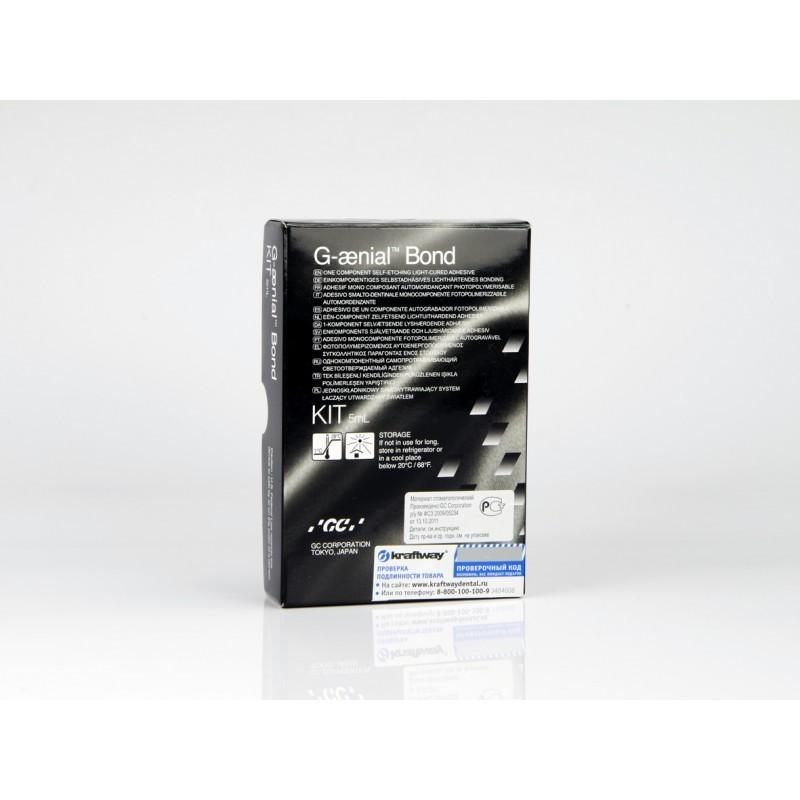 Адгезив самопротравливающий светоотверждаемый GC G-aenial Bond Kit (набор)