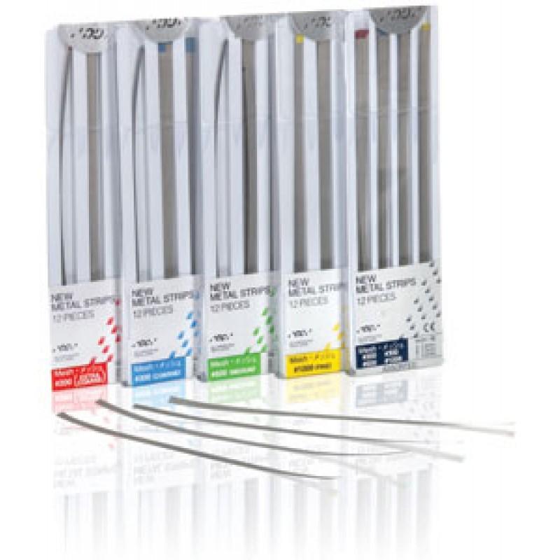 Полоски металлические для полирования GC Metal Strips (набор)