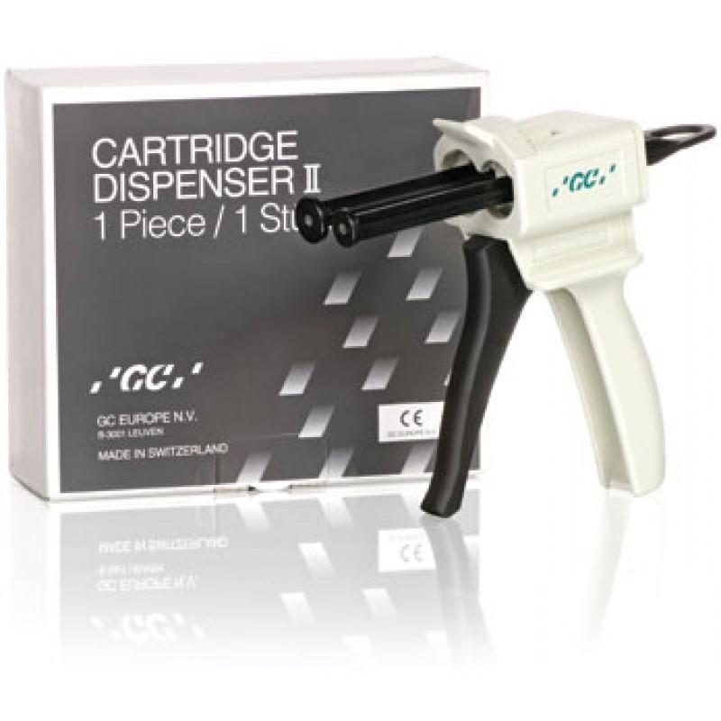 Пистолет для подачи материала из картриджа GC Cartridge Dispenser II