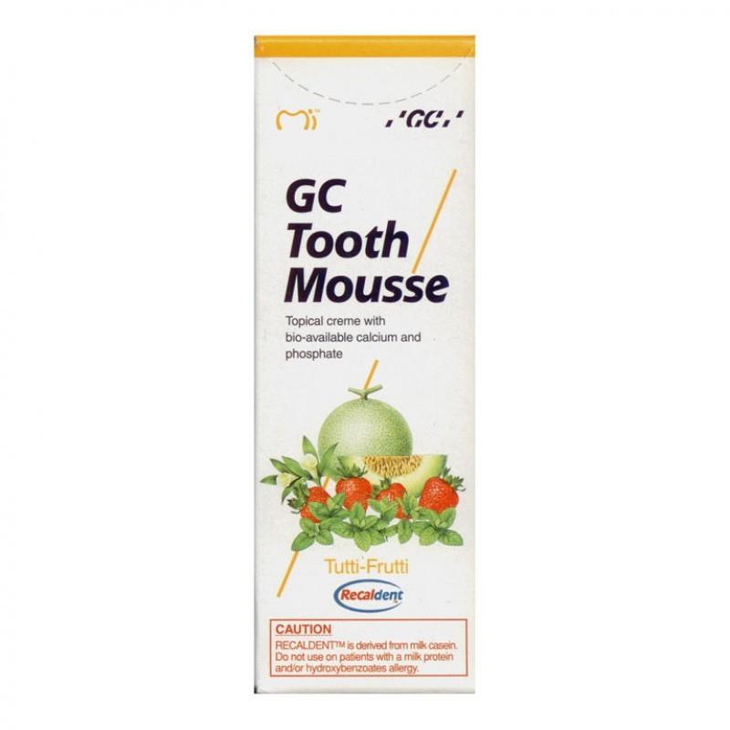Мусс реминерализующий водорастворимый GC Tooth Mousse (40 г)