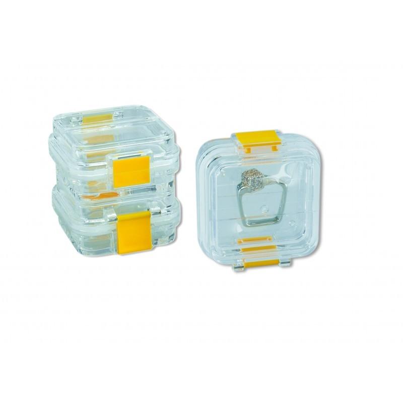 Бокс с двумя внутренними мембранами для вкладок и коронок Membranbox Small