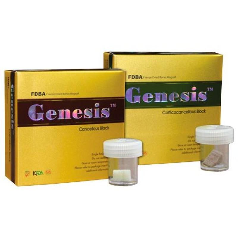 Блок кортикально-губчатой костной ткани Genesis