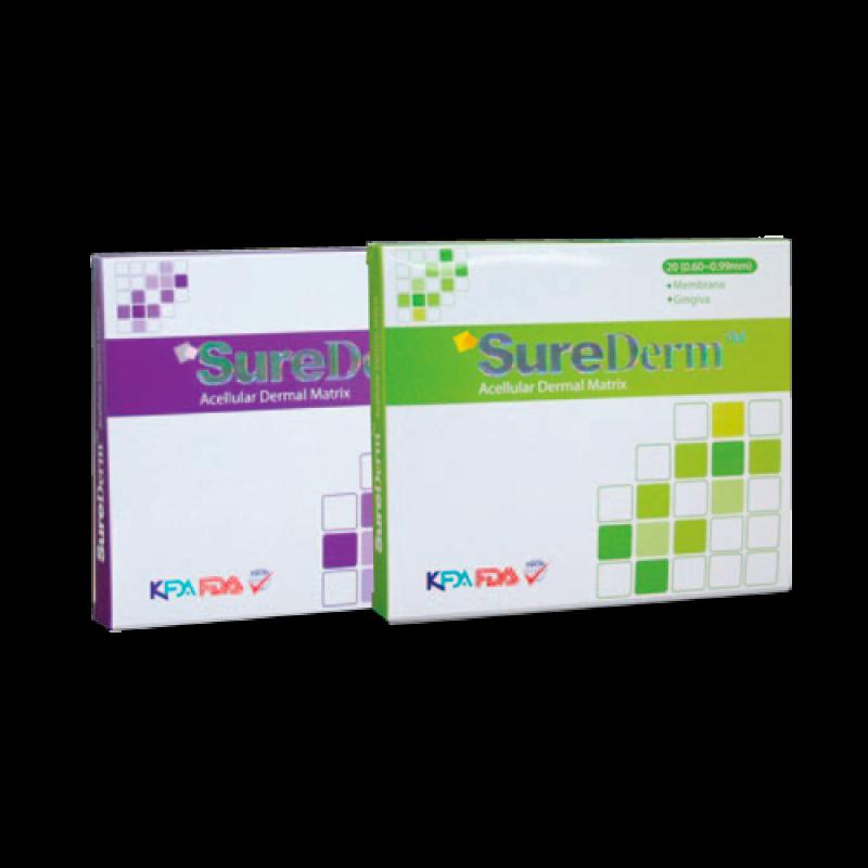 Мембрана-матрикс бесклеточный дермальный SureDerm