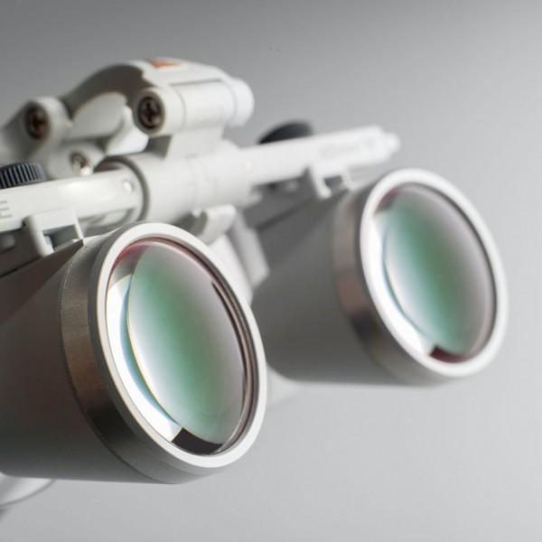 Heine HR 2,5x - бинокулярные лупы с увеличением 2,5x и креплением i-View