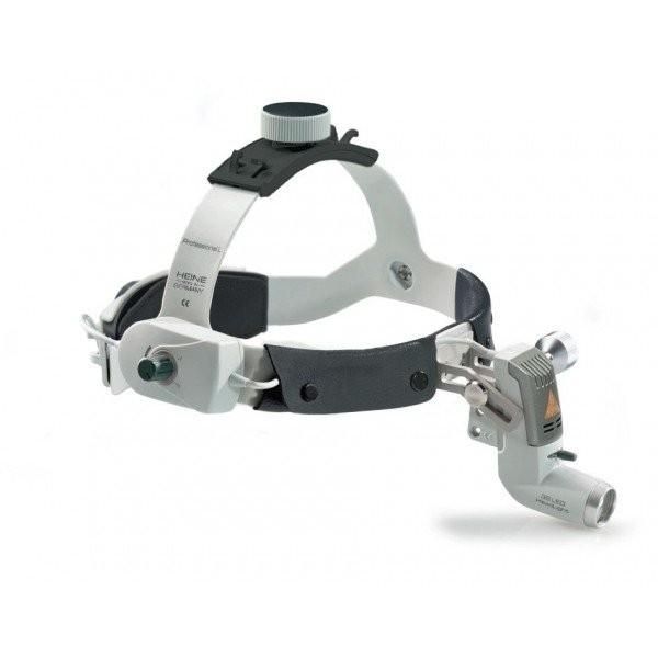 Heine 3S LED HeadLight - налобный светодиодный осветитель с принадлежностями