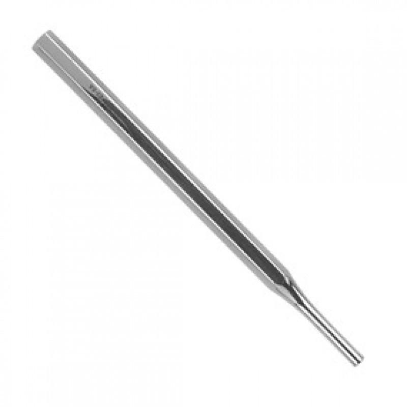 Ручка для зеркала шестигранная полая стальная 14 см