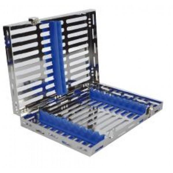 Лоток для хранения и стерилизации инструментов, 205x145x34 мм