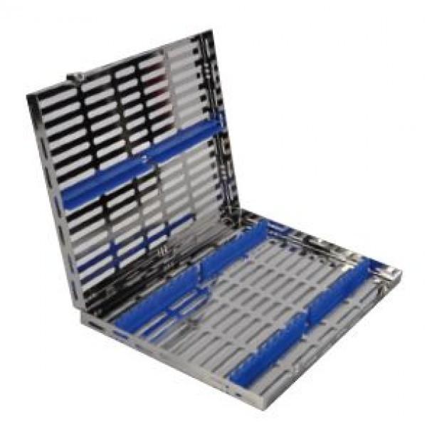 Лоток для хранения и стерилизации инструментов, 280x205x32 мм