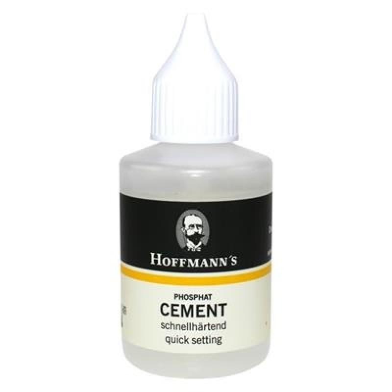 Цемент цинк-фосфатный быстрого отверждения Hoffmann's Phosphate Cement Quick (фиксирующая жидкость 40 мл)