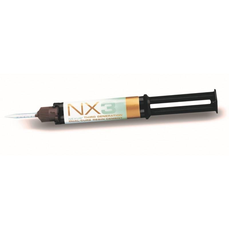 Цемент двойного отверждения для постоянной фиксации NX3 (5 г, 8 смесительных насадок)