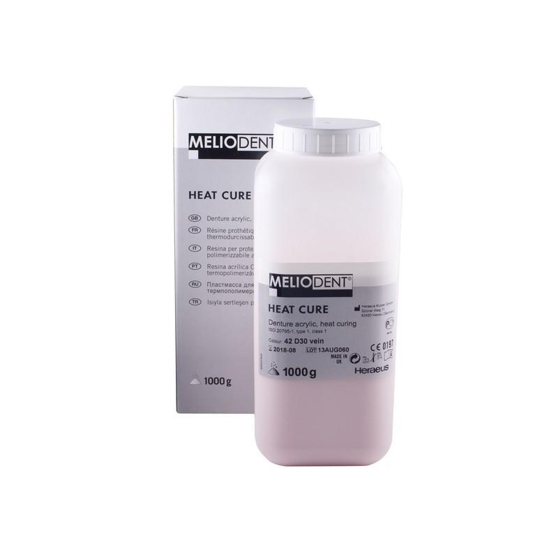Пластмасса горячей полимеризации Meliodent HC 48 (1 кг)