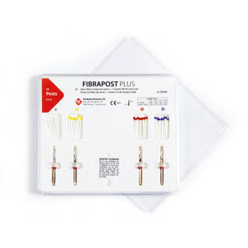 Набор штифтов Fibrapost Plus