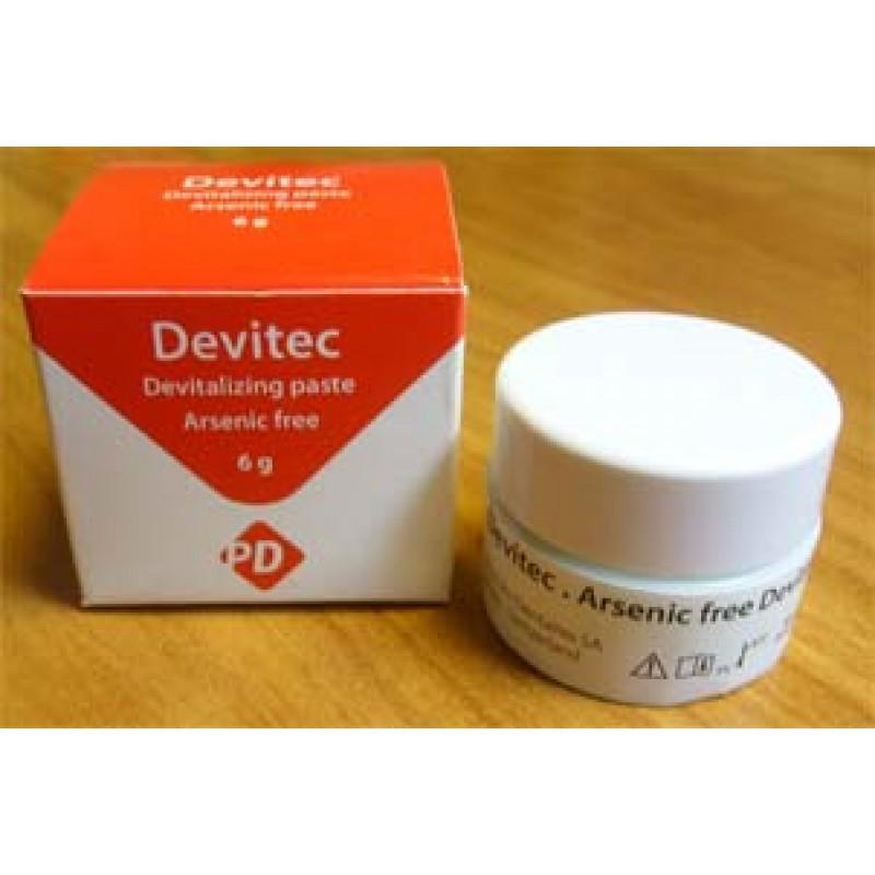 Паста для девитализации пульпы Devitec (6 г)