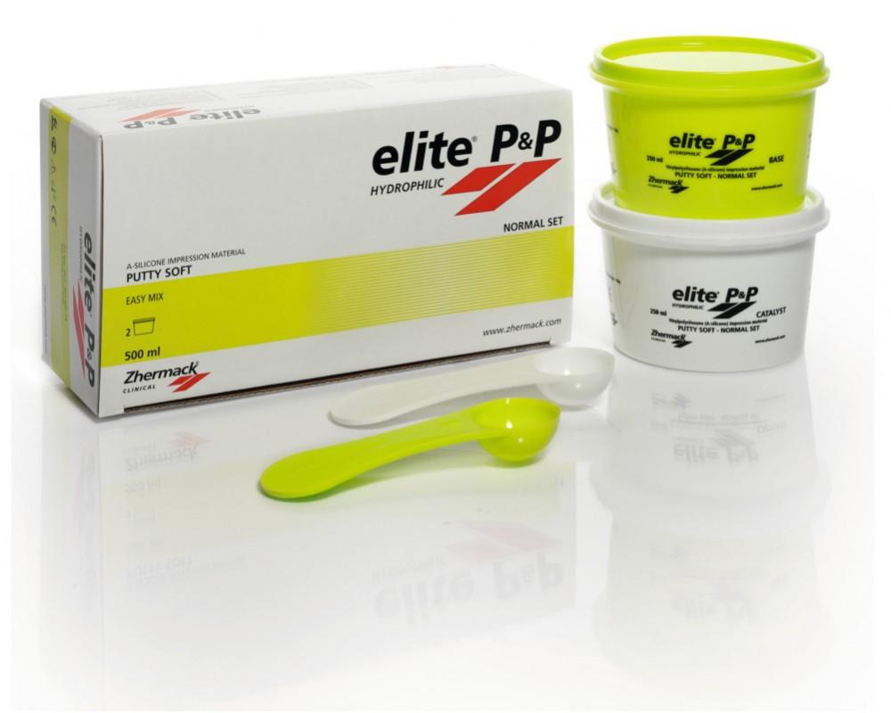elite-p&p-putty-soft-normal-set-(2x250ml)