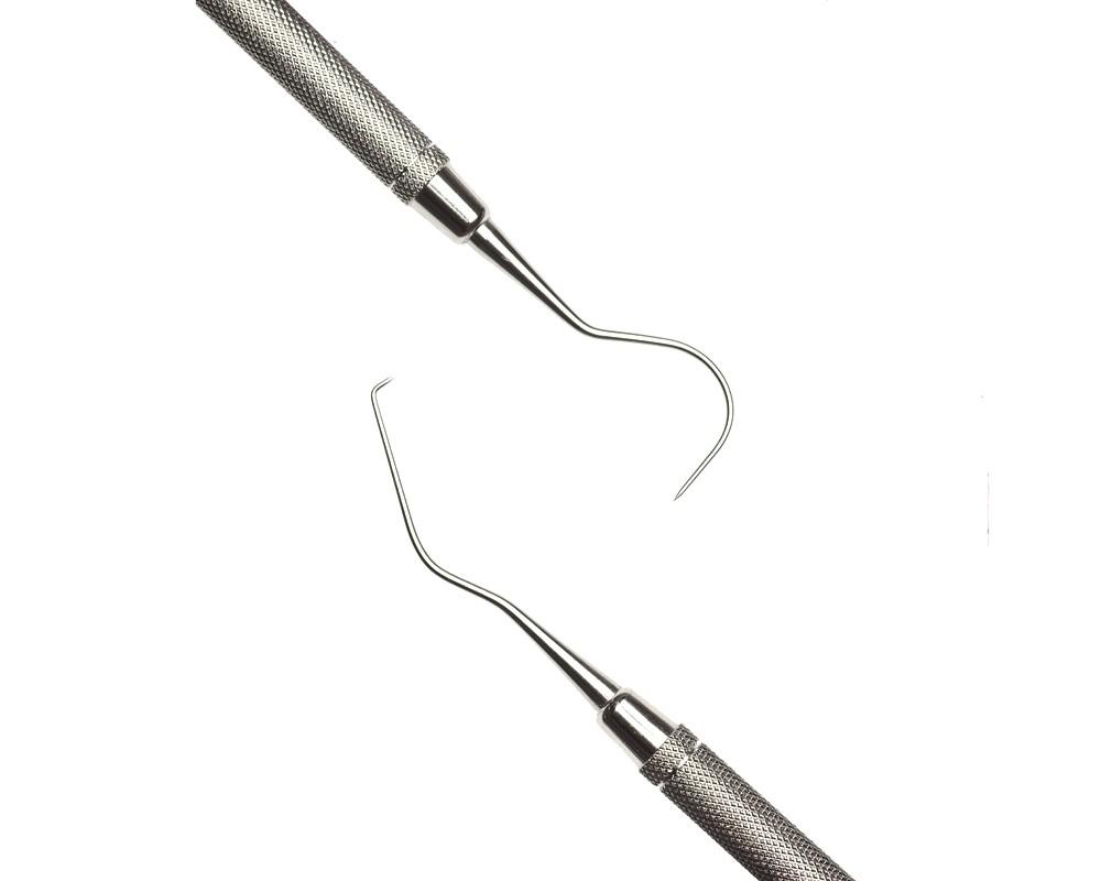 Стоматологический зонд - 5 (N0016-R, N0033-O, N0015-RF)