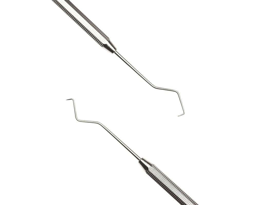 Стоматологический зонд - Brialt 11 (N0030-R, N0053-O, N0043-RF)