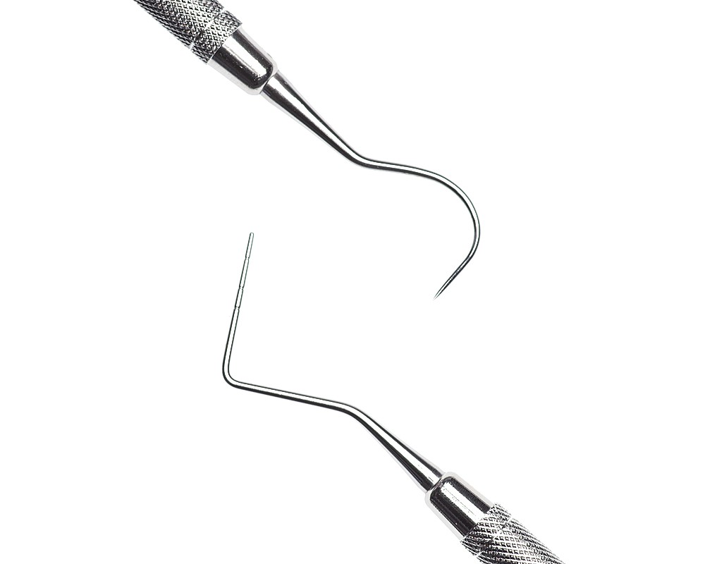 Стоматологический градуированный зонд - Michigan O/Exp 23 (N0085-R, N1082-O, N1083-RF)