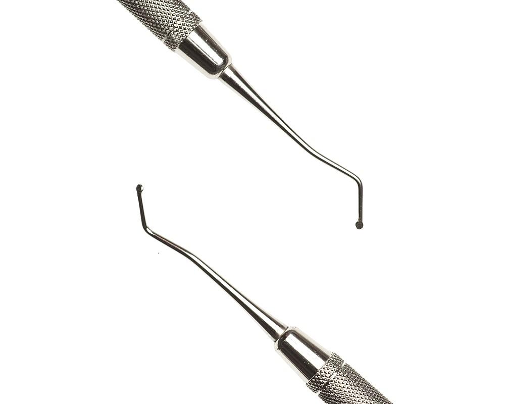 Стоматологический инструмент - Экскаватор 17 (N0169-H, N0149-O, N0123-R), Nova