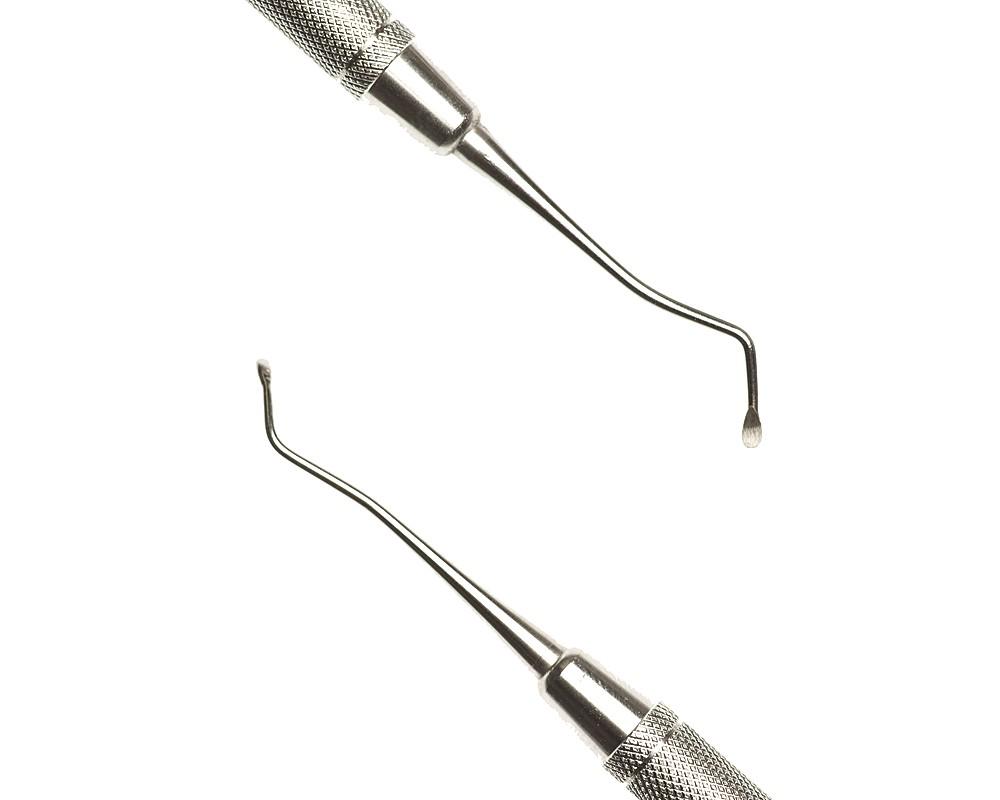 Стоматологический инструмент - Экскаватор 17w (N0175-H, N1410-O, N0129-R), Nova