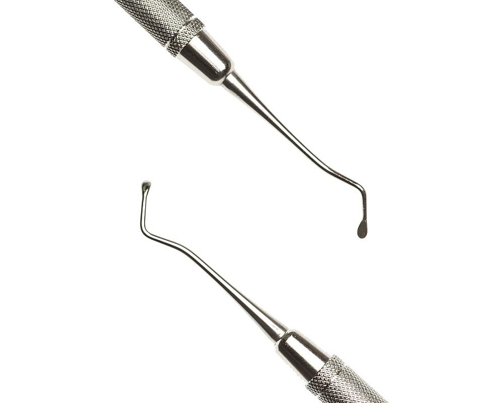 Стоматологический инструмент - Экскаватор 18w (N0177-H, N0131-R), Nova