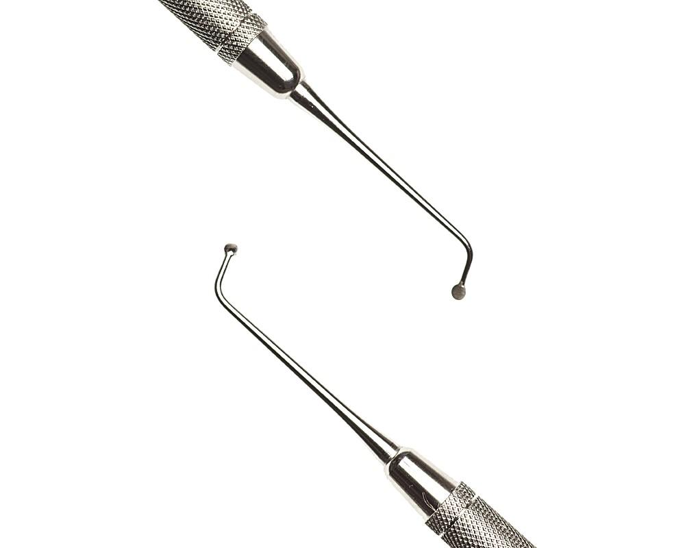 Стоматологический инструмент - Экскаватор 117-118 (N1466-H, N1420-O, N1366-R), Nova